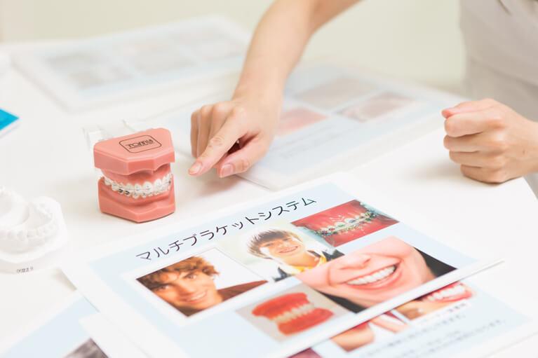 矯正治療專門の歯科クリニック